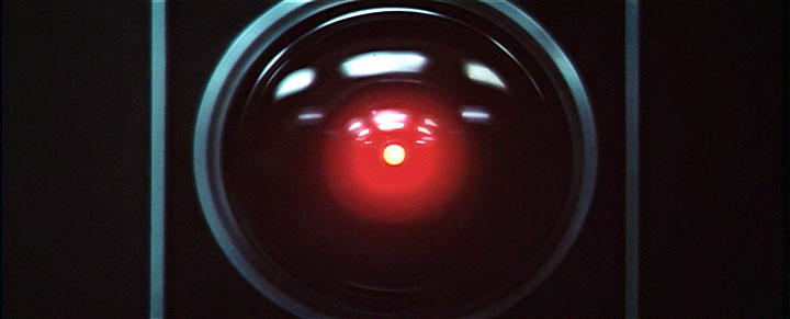 2001 HAL 9000 redeye