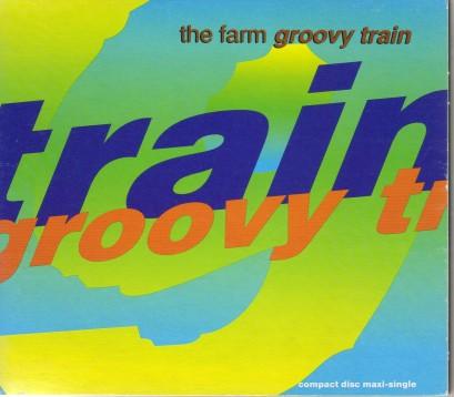 Farm Groovy Train